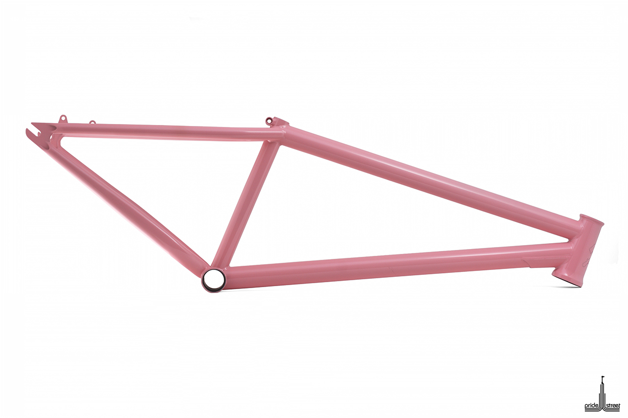 "Pride-Street Shred Frame 26"" Pro Tapered"